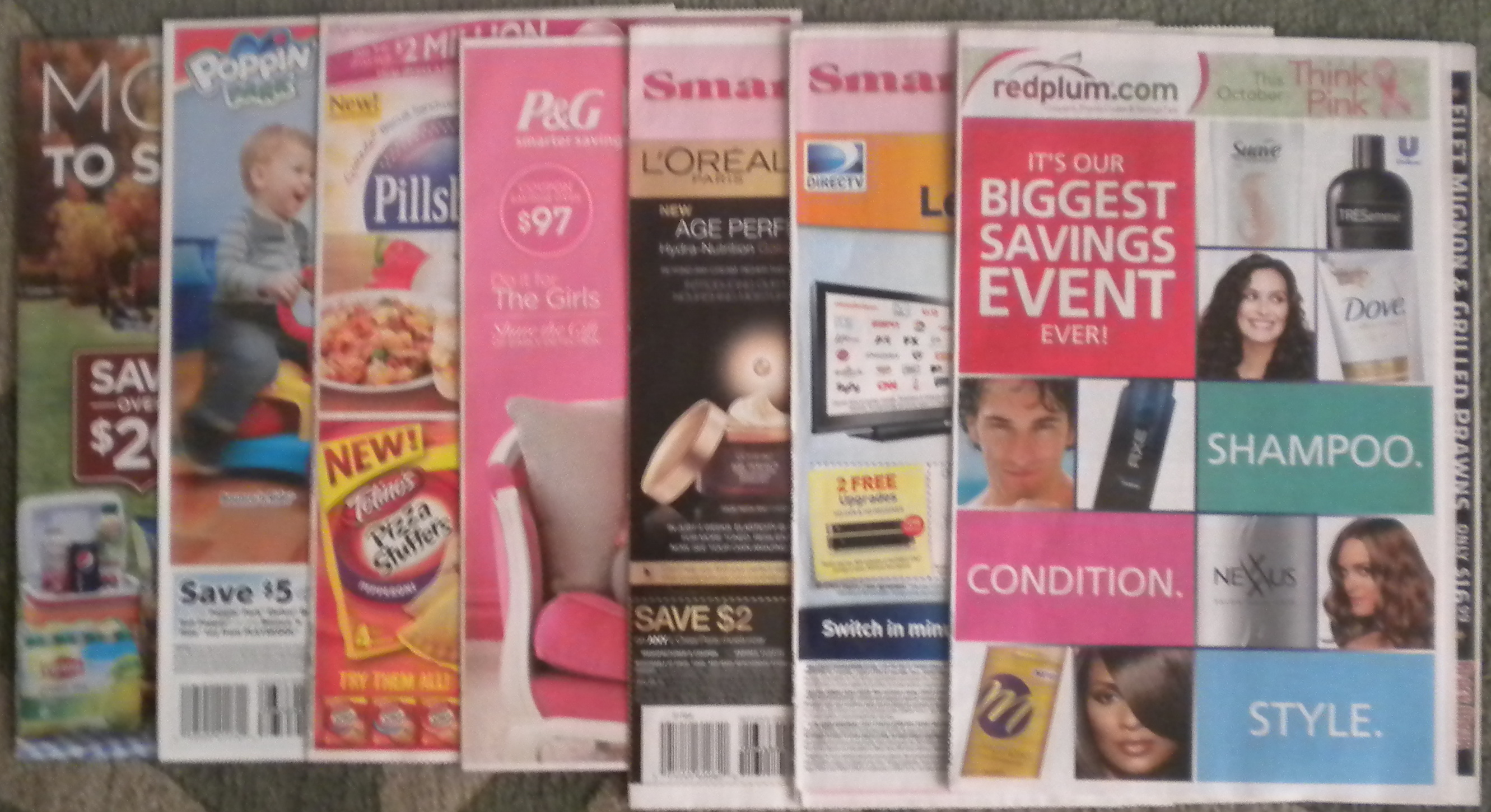 Don't miss any of the Sunday Paper Coupon Inserts. Use this / Sunday coupons inserts schedule to plan ahead your weekly grocery shopping trip.