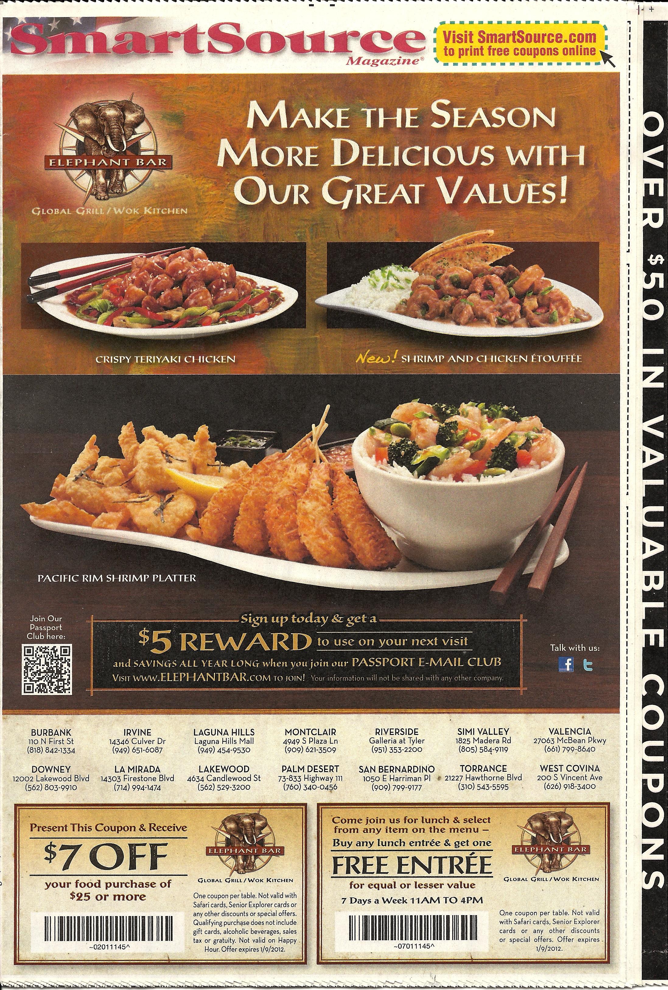 Target coupon wording